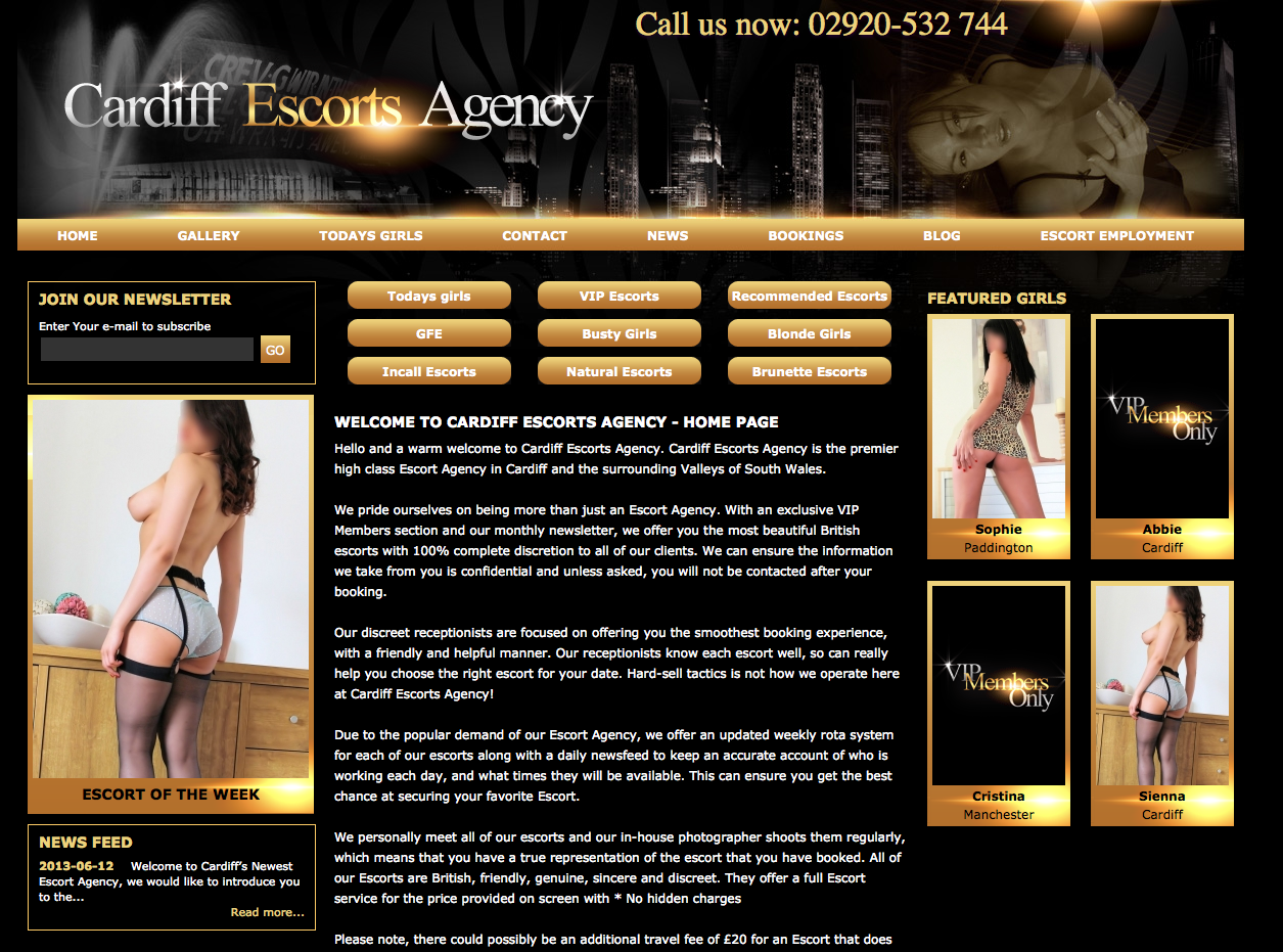 being casual escourt agencies New South Wales
